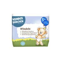 Wunder Baerchen pelenka (5+-os) 13 - 27 kg (33 db/cs)
