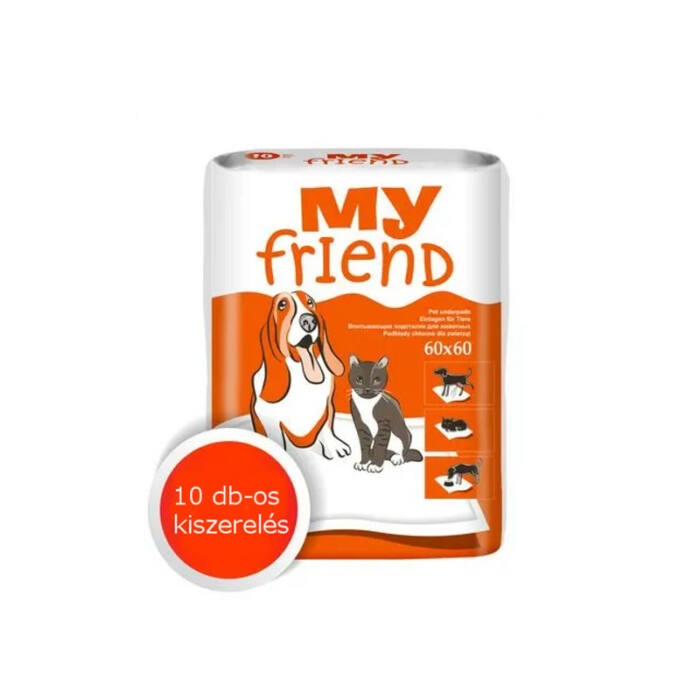 My Friend Kutyapelenka 60 * 60 cm