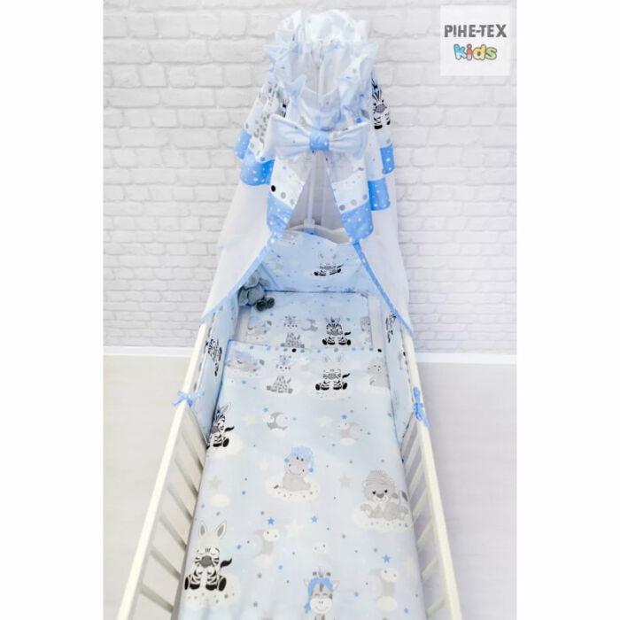 Pihetex Gyermek ágynemű szett Afrikai álom, kék [533/K] 90 * 140 cm