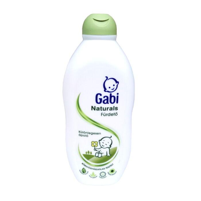 Gabi Babafürdető Natural