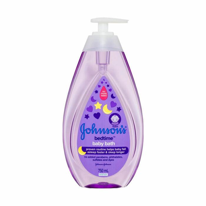Johnsons Babafürdető Nyugtató aroma, pumpás