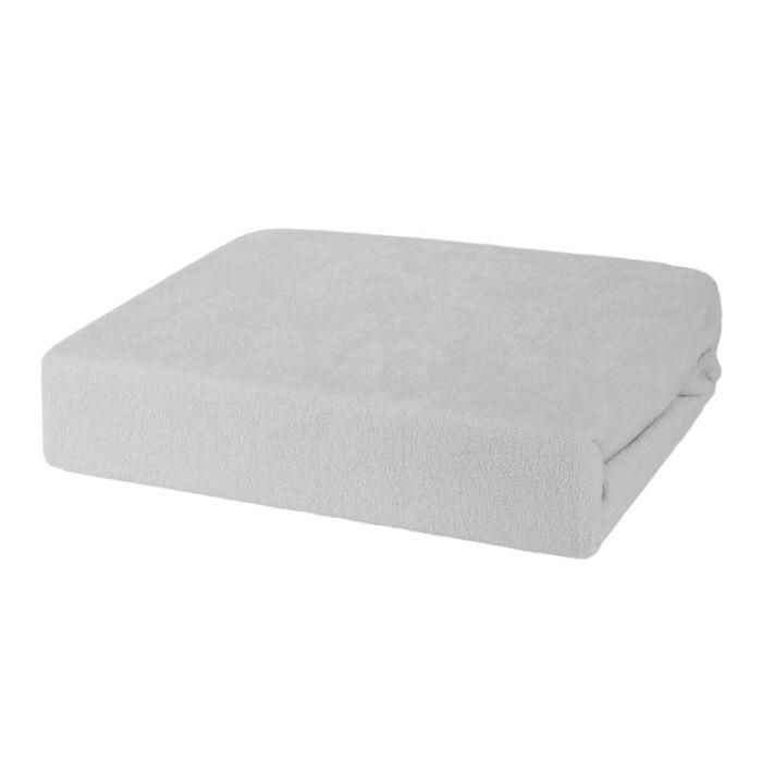 DuetBaby Gumis lepedő fehér 70 * 140 cm