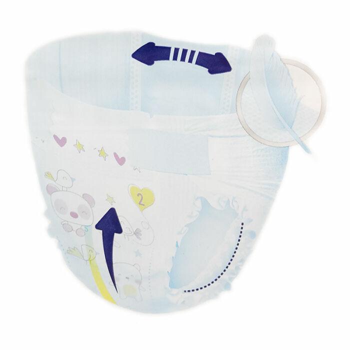Bebé pelenka (1-es) 2 - 4 kg