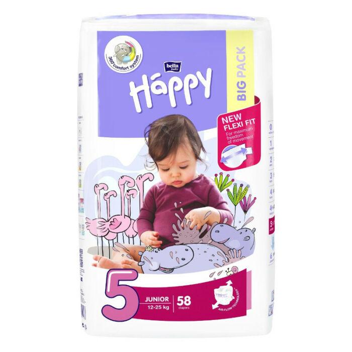 Bella Happy pelenka (5-ös) 12 - 25 kg