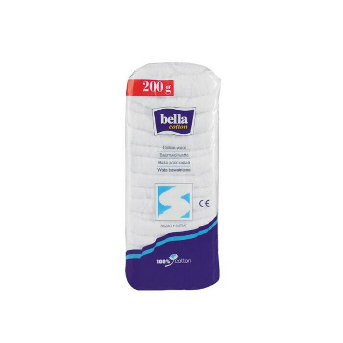 Bella Egészségügyi vatta Cotton 100% pamut