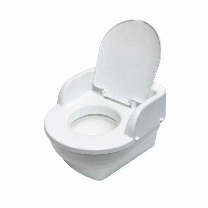 Maltex Bili WC formájú, fehér
