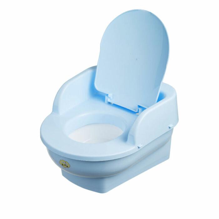 Maltex Bili WC formájú, kék