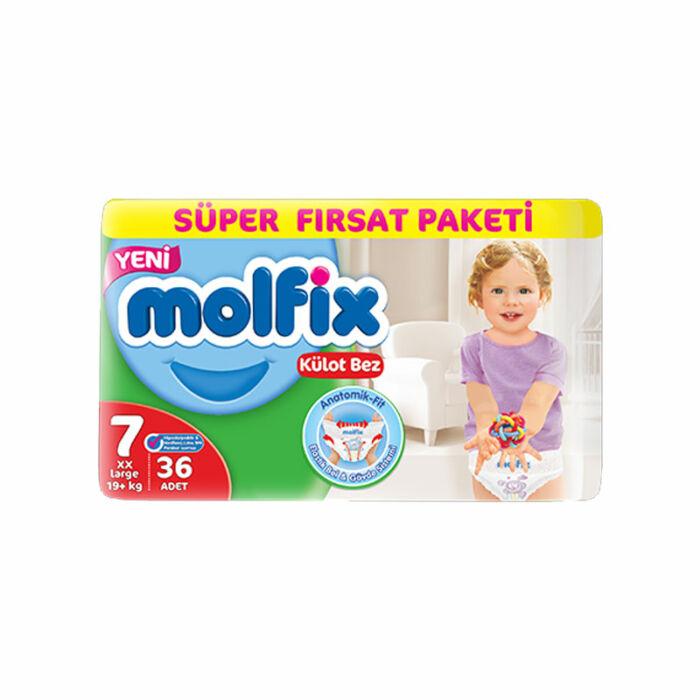 Molfix bugyipelenka Pants (7-es) 19 + kg