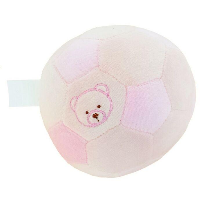 BabyBruin Plüssjáték Csörgő labda