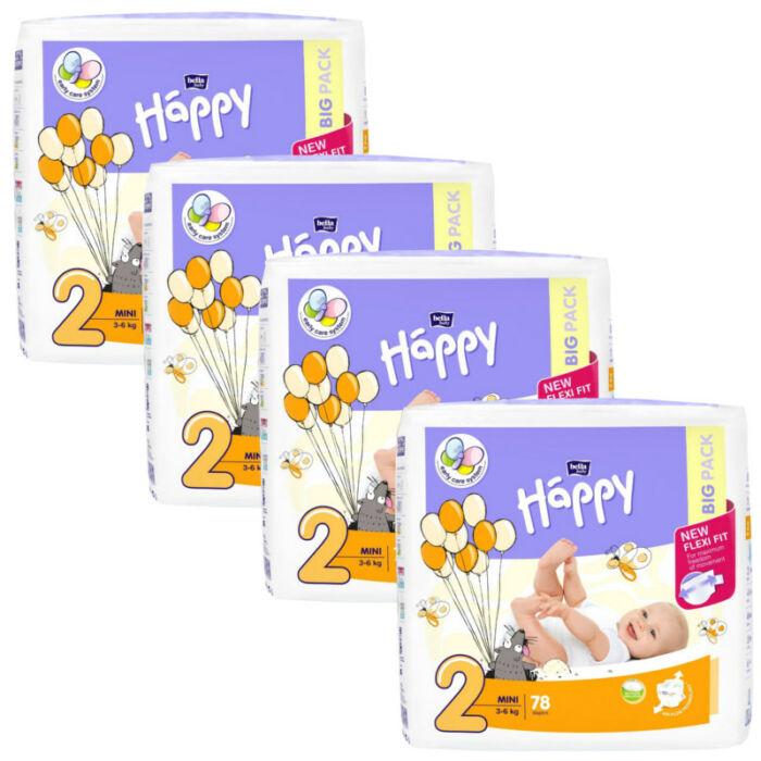Bella Happy Havi pelenkacsomag (2-es) 3 - 6 kg