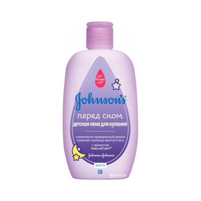 Johnsons Babafürdető Nyugtató aroma