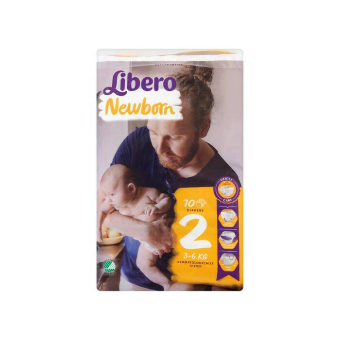 Libero Comfort pelenka Jumbo (2-es) 3 - 6 kg