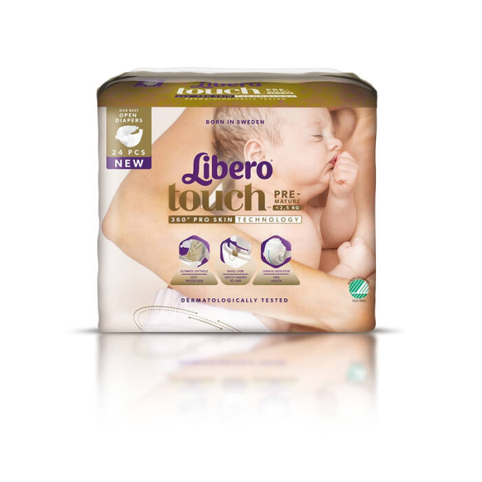 Libero Newborn pelenka (0-ás) 0 - 2 kg