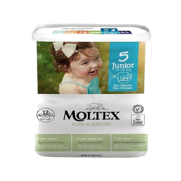 Moltex pelenka Eco (5-ös)