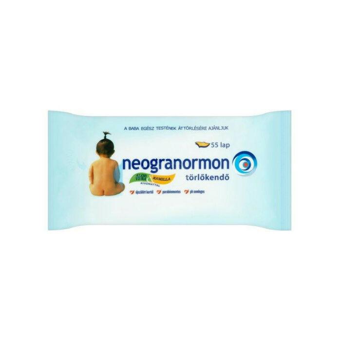 Neogranormon Popsitörlő kamillás