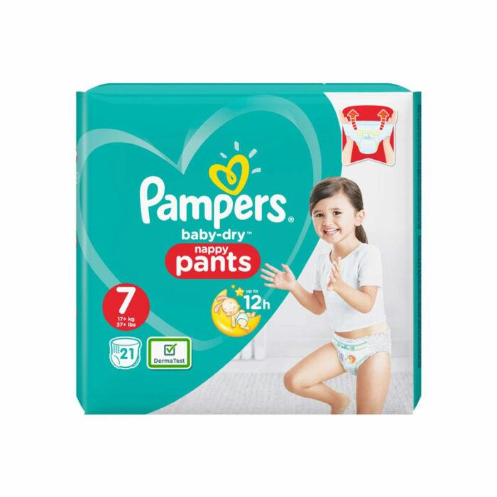 Pampers Pants bugyipelenka (7-es) 17+ kg