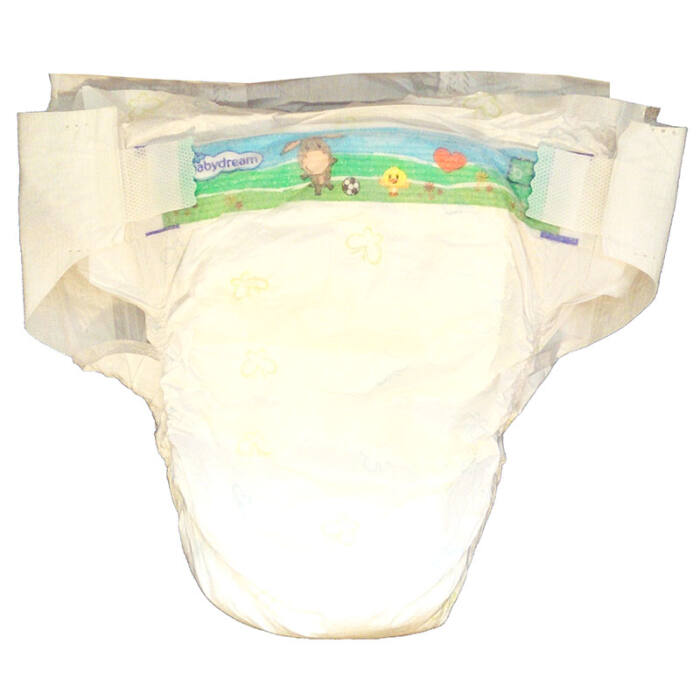 Hafu pelenka Babydream (6-os) 16 - 30 kg