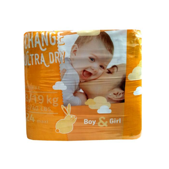 Change pelenka Ultra dry (4-es) 7 - 18 kg