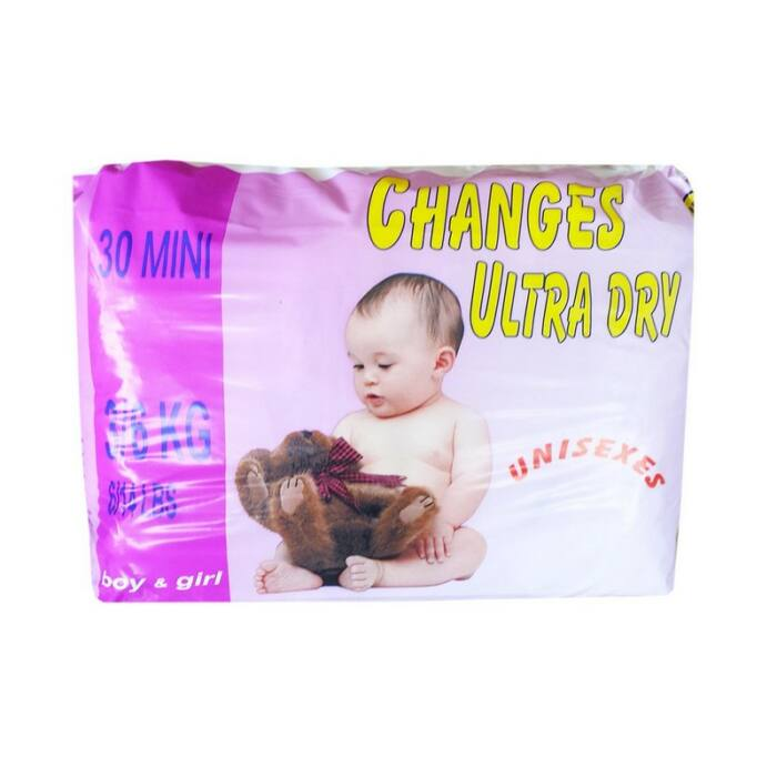 Change pelenka Ultra dry (2-es) 3 - 6 kg