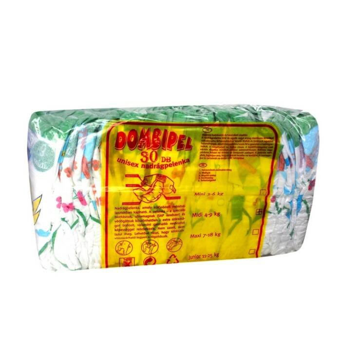 Drylock Dombipel pelenka (3-as) 4 - 9 kg