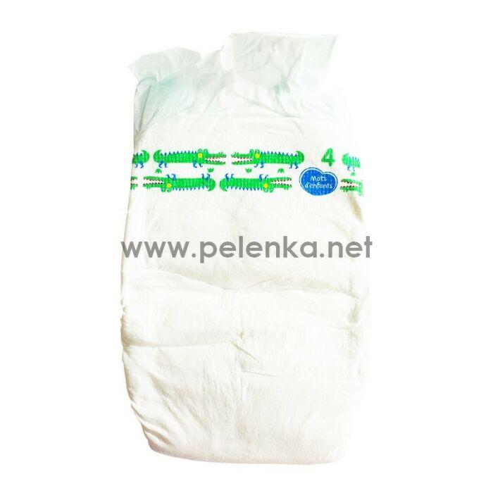 Ontex Mots d'enfants pelenka (3-as) 4 - 9 kg