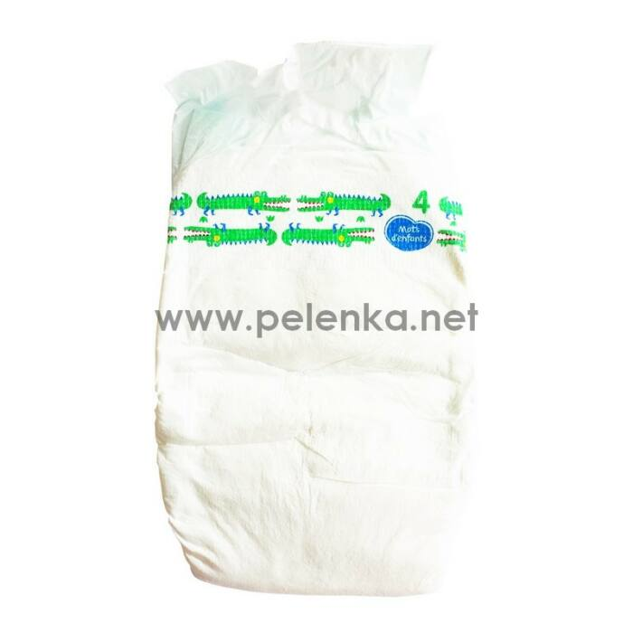 Ontex Mots d'enfants pelenka (3-as) 4 - 9 kg