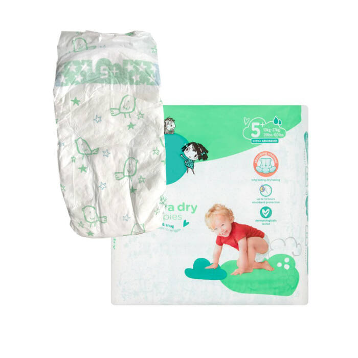 Super Fit pelenka (5+-os) 13 - 27 kg