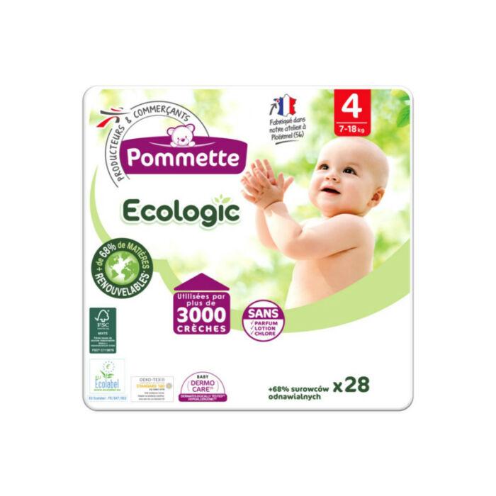 Pommette pelenka Ecologic (4-es) 7 - 18 kg