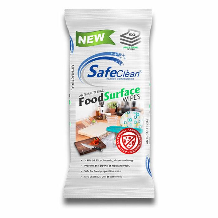 Safe Clean Tisztítókendő Antibakteriális
