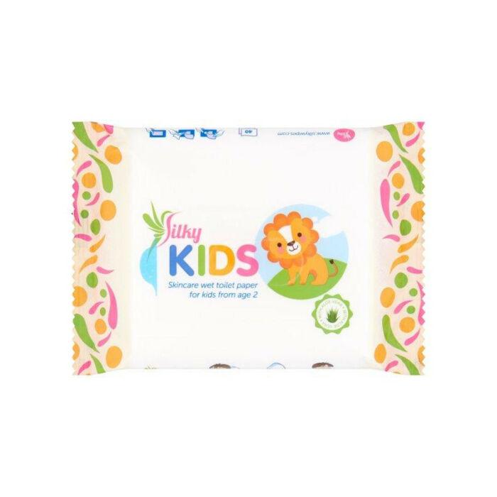 Silky Kids Nedves WC papír