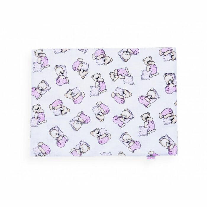 BabyBruin Textilpelenka apró mintás mintás 70 * 70 cm
