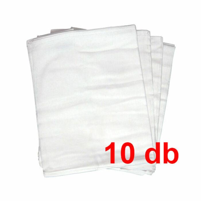 Lengyel Textilpelenka Tetra típusú fehér 70 * 80 cm