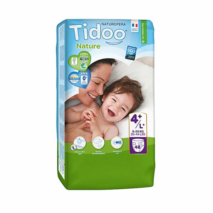 Tidoo ökopelenka Csomagolás sérült! (4+-os) 9 - 20 kg