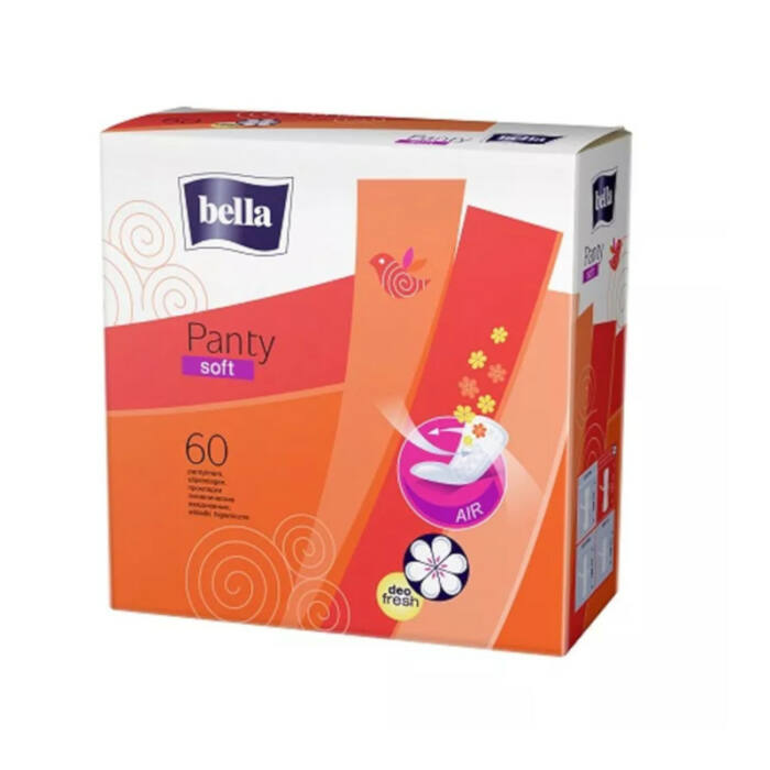 Bella Tisztasági betét Panty Soft Deo Fresh, megújult csomagolás! (méret: normál)