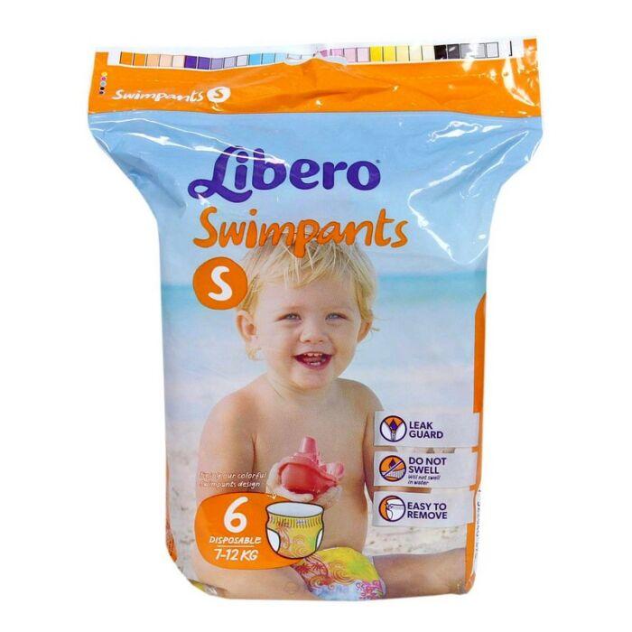 Libero Swimpants úszópelenka (4-es) 7 - 12 kg