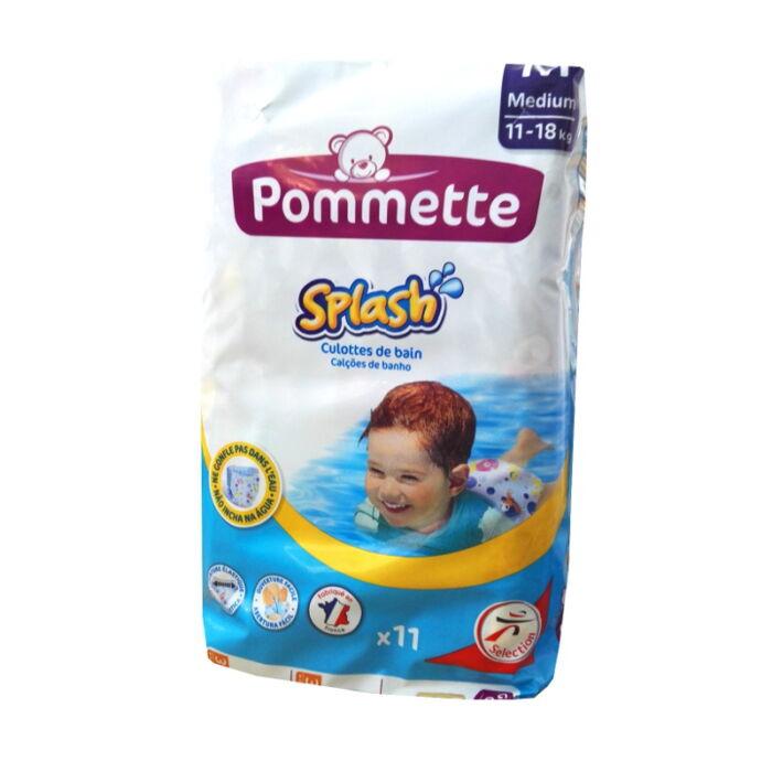 Pommette úszópelenka Splash (5-ös) 11 - 18 kg